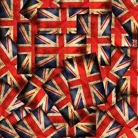 Union Jack  Sticker Bomb sheet Euro Vinyl Decal honda Dub Black & white