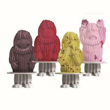 Tovolo Yeti Popsicle Ice Pop Molds Set of 4, Cool Summer Treat Even Cooler