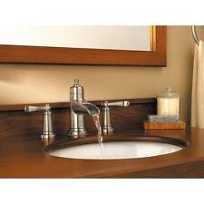 Pfister Ashfield Brushed Nickel Widespread Bathroom/Lavatory Faucet F-049-YW2K