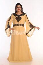 Comprar Este Marroquí Jalabiya Vestido de Novia Exclusivo Caftán Fiesta Vestido