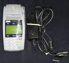 First Data Fd50 Credit Debit Card Terminal with swipe P/N 001304064 Fd-50