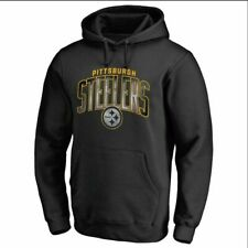 Pittsburgh Steelers Hooded Sweatshirt Pullover Hoodie NFL Gift Unisex Christmas