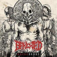 Benighted - Necrobreed 2017 brutal death metal France Season of Mist
