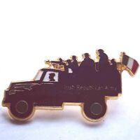 Lorry Load Of Volunteers  Enamel Pin Badge Irish Republican Rebel 1916 Rising