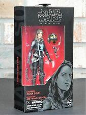 "JAINA SOLO Star Wars The Black Series 6"" Inch Action Figure The Last Jedi"