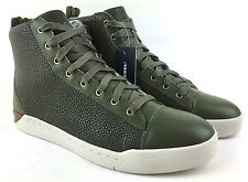 DIESEL DIAMOND BASKET MEN Olive Green Sneaker High Top Herrenschuh ORIGINAL NEU