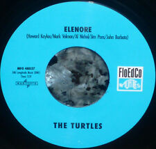 """*<* SALE! TURTLES SMASH HIT """"ELENORE/OUTSIDE CHANCE"""" UNPLAYED MINT 45/sleeve!"""