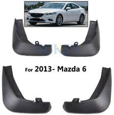 FOR MAZDA 6 GJ 2013 2014 2015 2016 17 18 2019 MUD FLAPS MUDGUARDS SPLASH GUARDS