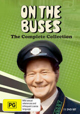 on The Buses The Complete Collection Series 1 2 3 4 5 6 7 DVD Set