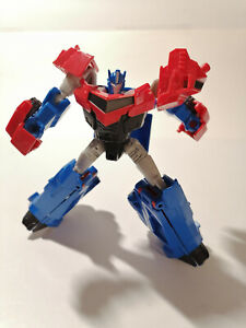 Transformers Robots in Disguise Optimus Prime Deluxe class
