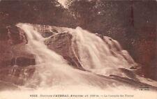 Environs d'AUBRAC - La Cascade des Touzes