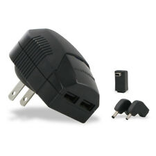 Scosche Dual USB Home Charger w/ 3 GPS Adapter Tips