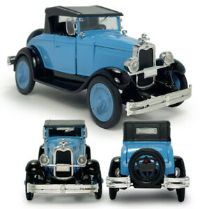 1:43 Class 1926 Chevrolet Series AB Roadster Model Car Diecast Collection Gift