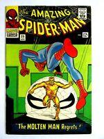 The Amazing Spider-Man #35  Molten Man Ditko