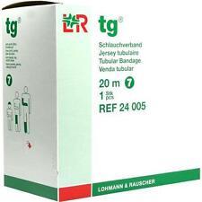TG Schlauchverband weiß 20m Gr.7 24005 1St Verband PZN 1020306