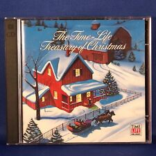Time Life Treasury of Christmas 2CD Set 45 Tracks Various Artists 1987
