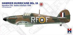 1:72 Hawker Hurricane Mk.IA Hobby 2000 72001