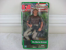 GI JOE 26th Marine Division USMC 2002 By Hasbro