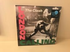 THE CLASH LONDON CALLING  DOUBLE 2 LP 180GR VINYL + DOWNLOAD NEW SEALED