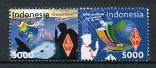 Indonesia 2018 MNH ARORI Amateur Radio Organization 2v Set Communication Stamps