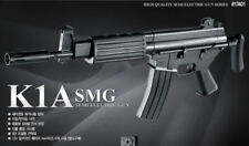 New Academy K1A SEMI AUTOMATIC ELECTRIC Gun Airsoft Gun #17401 FN BB Kit Model