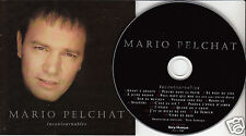 MARIO PELCHAT Incontournables (CD 1998) Quebec 16 Songs