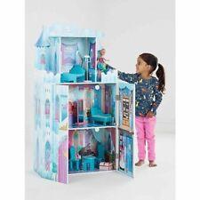 XL Wooden Princess Castle Including Accessories Play Set Children Pretend Play