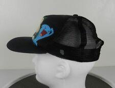 Pokemon 2014 Men's OSFM Black Hat Multi Character Adjustable Casual