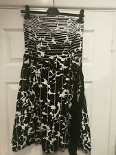 New Look Size 18 Strapless Dress