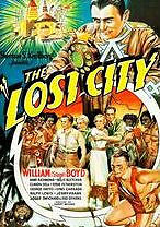 LOST CITY - DVD - Region Free - Sealed