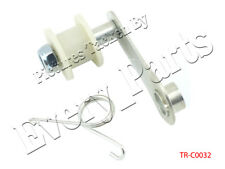 Spring Roller Wheel Chain Tensioner Adjuster Dirt Pit Bike XR50 CRF50  110 125CC