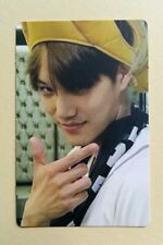 EXO Debut 5th Limited Edtion Official Snackbag Photo card Photocard - Kai