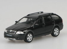 Skoda Octavia Combi Scout - Black Magic  Model Car By Abrex 1:43 SCALE  RefSK34
