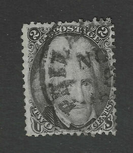 USA Scott # 73 F-VF Used Stamp