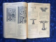 Near Antique 308 page Hardware Catalog # 3 in Excellent condition