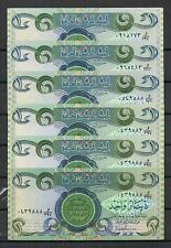 Iraq , Irak 1 Dinar 1984 Banknote UNC / 1