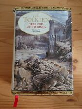 The Lord of The Rings, Colour Illustrations Alan Lee, Centenary 1991 ed