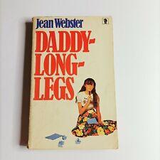 Daddy Longlegs by Jean Webster vintage book 1979 Paperback