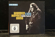 Warren Haynes Band - Live At The Moody Theatre     2 CDs & DVD