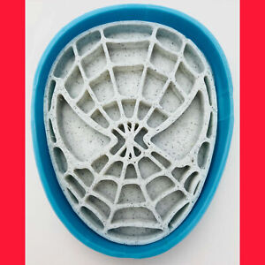 8 inch Spiderman Face Cookie Cutter