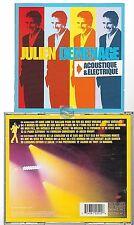 JULIEN CLERC déménage : acoutique et electrique CD ALBUM 2cd