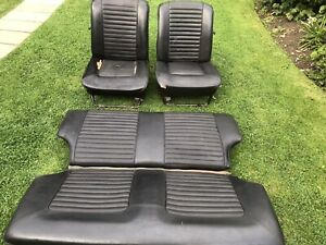 Mk 1  Escort Mexico /GT Seats