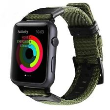 Strap Band For Iwatch 4 3 2 Watchband Wristband Nylon Smartwatch Sports Bracelet