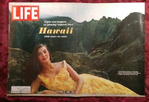 LIFE Magazine October 8 1965 Oct 65 HAWAII Rube Goldberg Clara Bow Jeane Dixon