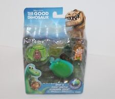 Boys Girls Play TOMY The Good Dinosaur 6 Figure Arlo Pack Coffret Toy Ages 3