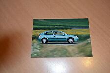 PHOTO DE PRESSE ( PRESS PHOTO ) Opel Astra Eco 4 de 1999 OP147