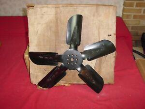 NOS 1969 1970 Nova 396 Fan L78 5 Blade #3990936 Very Rare & Brand New!!!!