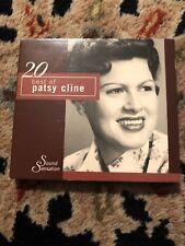 20 Best Of Patsy Cline/Sound Sensation Technology/ 2004/ Like New