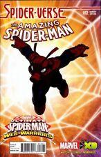 AMAZING SPIDER-MAN #12 ANIMATED XD SPIDER-HAM VARIANT SPIDER-VERSE PART 4