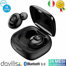 Mini Auriculares Bluetooth 5.0 Universal sin Cables Wireless X Deporte Teléfono